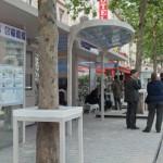 Wielofunkcyjny przystanek autobusowy