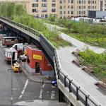NY High Line – park nad miastem