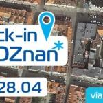 Check-in w Poznaniu