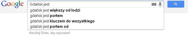 Gdańsk Google
