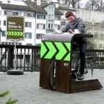 Najciekawsze parkingi rowerowe