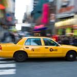 Wspólna jazda taksówką