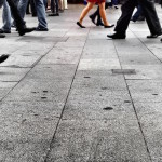 Miasta coraz bardziej przyjazne pieszym