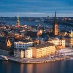 Sztokholm robi szoł