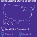 The Mayors Challange – znamy już TOP 20 innowacyjnych miast USA