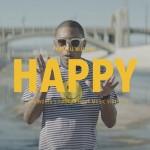 Które miasto jest bardziej happy?